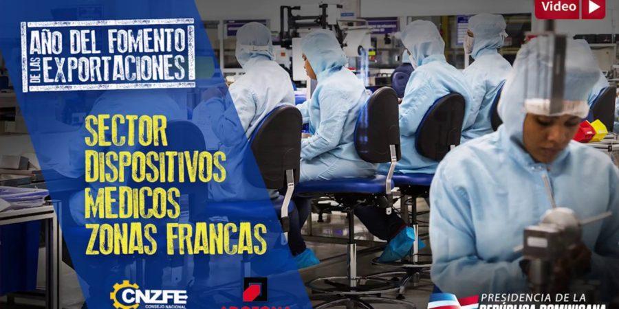Dispositivos Médicos y Zonas Francas: Caso de éxito República dominicana