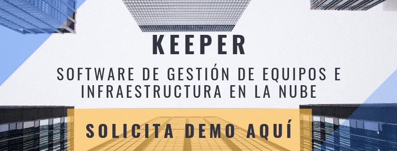 Keeper, software de gestión en ingeniería clínica