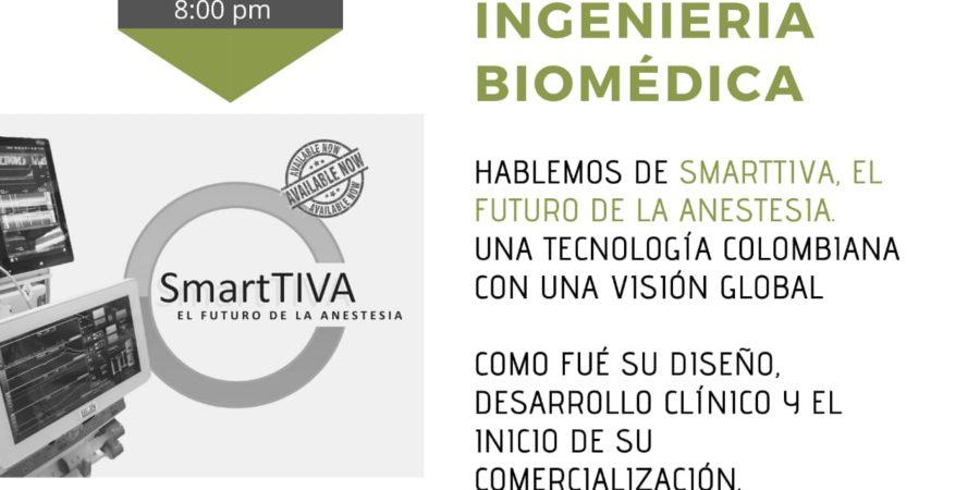 Webinar: De la idea al negocio en ingeniería biomédica