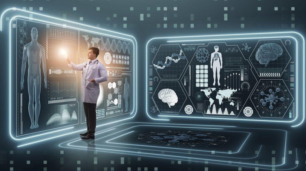 Machine Learning en salud.