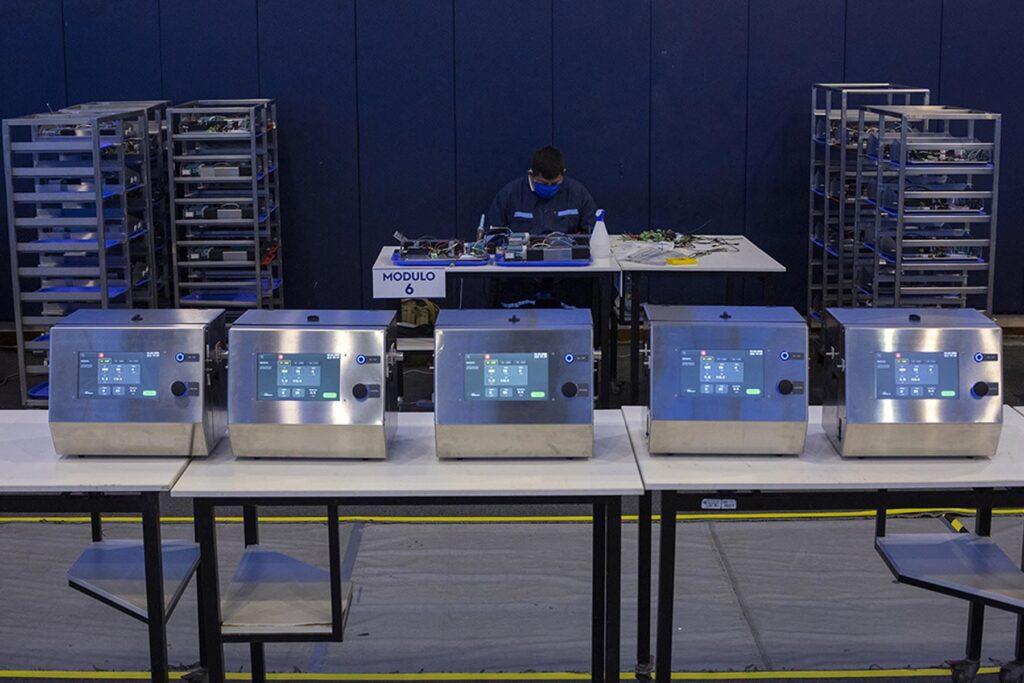 Fabricación de dispositivos médicos en LATAM.